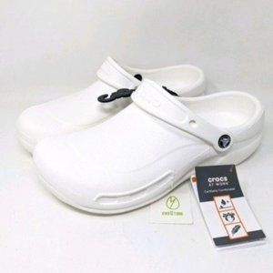 Crocs at work Specialist II Clog white